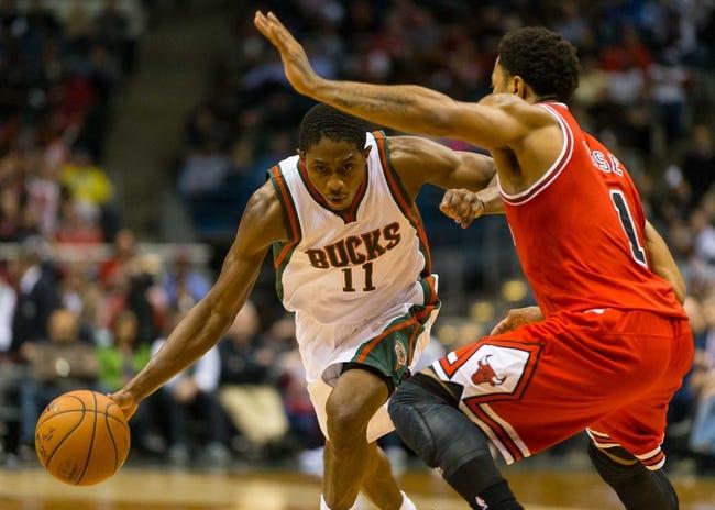Bulls vs. Bucks - 1/10/15 NBA Pick, Odds, and Prediction