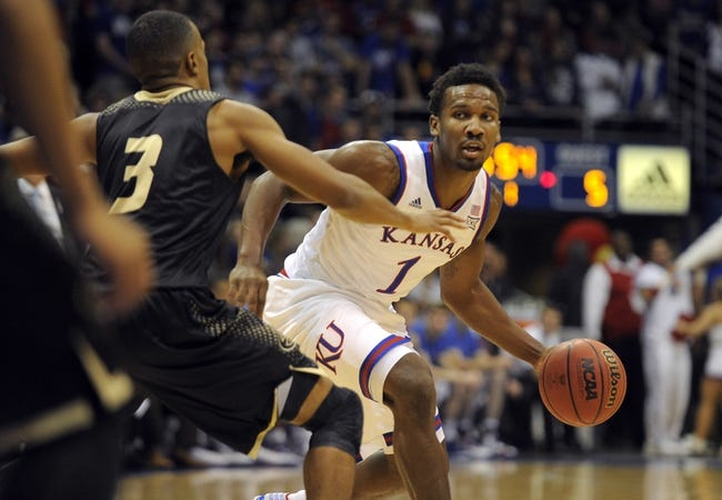 Kansas vs. Santa Barbara - 11/14/14 College Basketball Pick, Odds, and Prediction