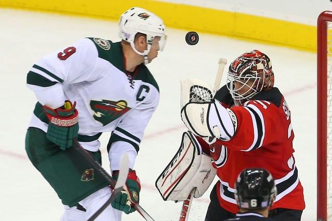 Minnesota Wild vs. New Jersey Devils - 3/10/15 NHL Pick, Odds, and Prediction