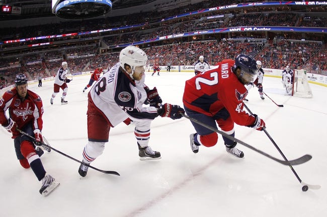 Capitals vs. Blue Jackets - 12/11/14 NHL Pick, Odds, and Prediction