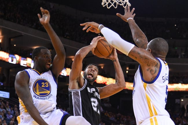 Warriors vs. Spurs - 2/20/15 NBA Pick, Odds, and Prediction