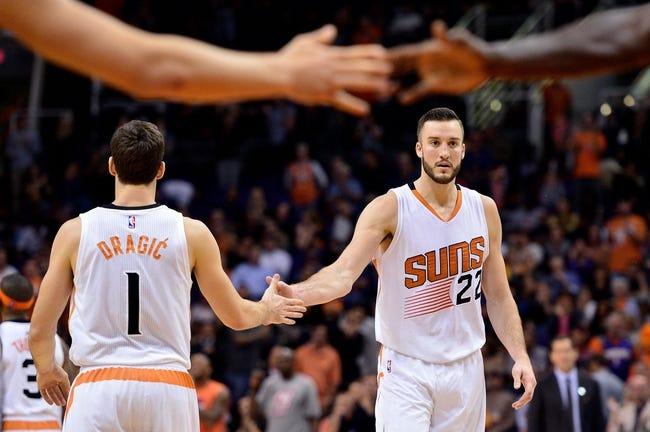 Suns vs. Hornets - 11/14/14 NBA Pick, Odds, and Prediction