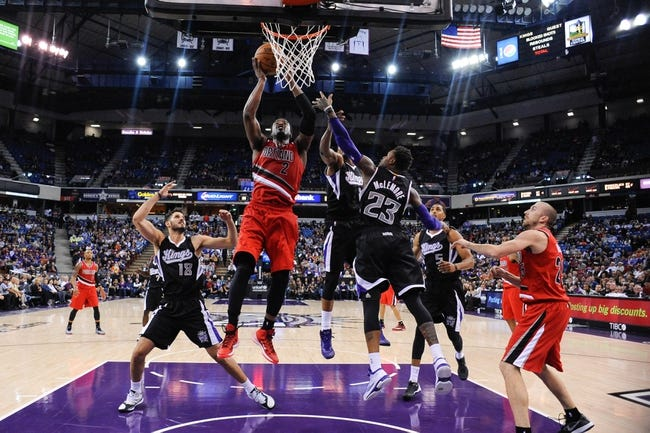 Trail Blazers vs. Kings - 1/19/15 NBA Pick, Odds, and Prediction