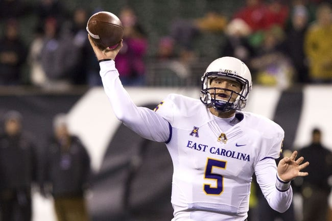 Central Florida at East Carolina - 12/4/14 College Football Pick, Odds, and Prediction