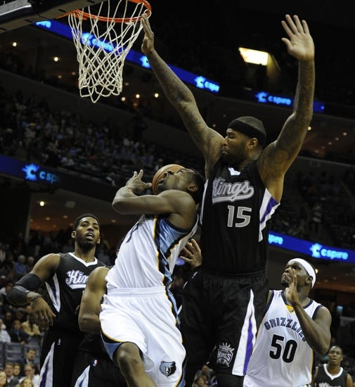 Sacramento Kings vs. Memphis Grizzlies - 11/30/14 NBA Pick, Odds, and Prediction