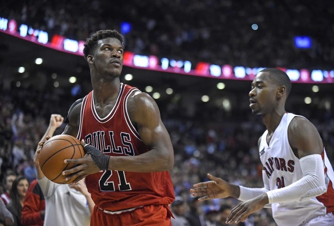 Chicago Bulls vs. Toronto Raptors - 12/22/14 NBA Pick, Odds, and Prediction