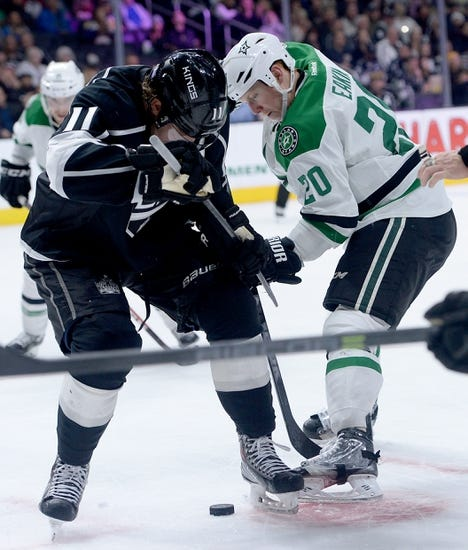 Los Angeles Kings vs. Dallas Stars - 1/19/16 NHL Pick, Odds, and Prediction