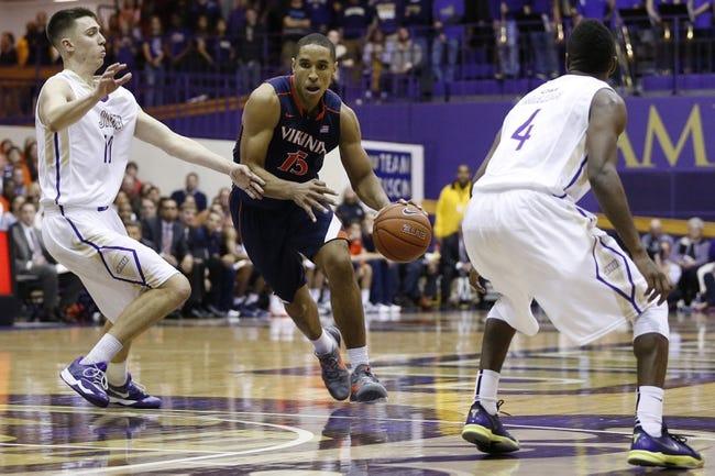 James Madison vs. Valparaiso - 12/29/14 College Basketball Pick, Odds, and Prediction