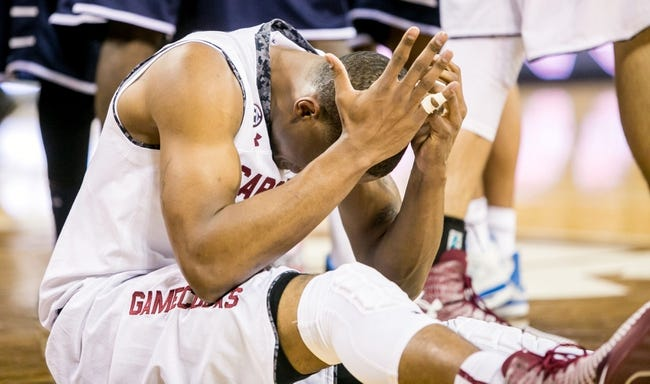 South Carolina Gamecocks vs. Cornell Big Red - 11/20/14 College Basketball Pick, Odds, and Prediction