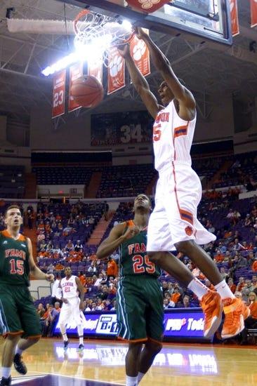 Clemson vs. Gardner-Webb - 11/21/14 College Basketball Pick, Odds, and Prediction