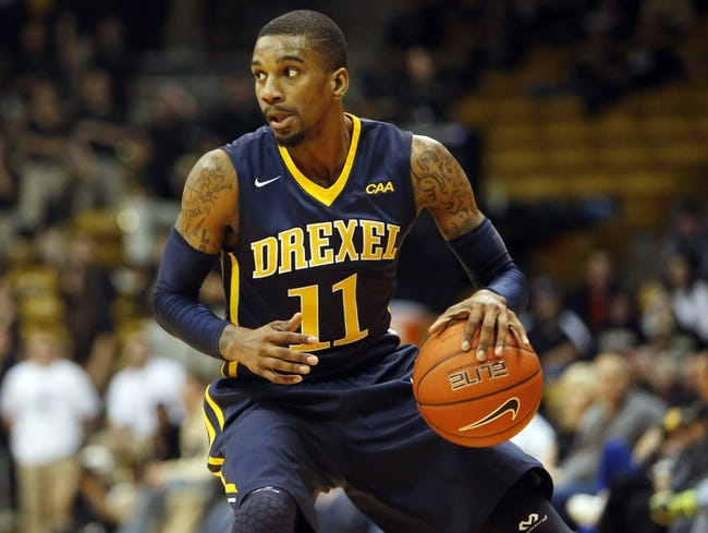UNC Asheville vs. Drexel - 11/27/15 College Basketball Pick, Odds, and Prediction