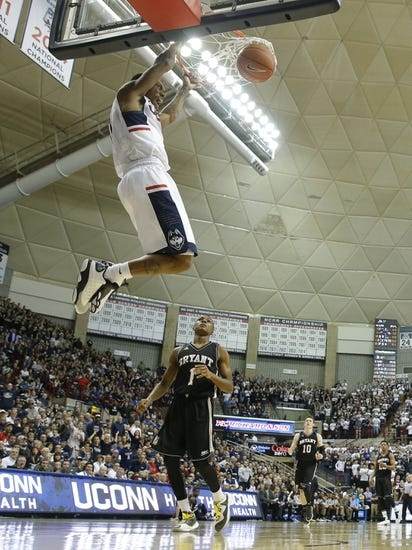 Connecticut Huskies vs. College of Charleston Cougars - 11/20/14 College Basketball Pick, Odds, and Prediction