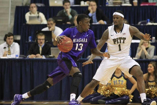 Niagara vs. Quinnipiac - 12/4/15 College Basketball Pick, Odds, and Prediction