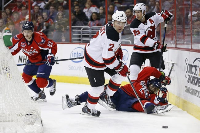 New Jersey Devils vs. Washington Capitals - 12/20/14 NHL Pick, Odds, and Prediction