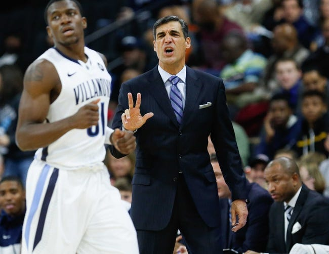 Villanova Wildcats vs. Bucknell Bison - 11/20/14 College Basketball Pick, Odds, and Prediction