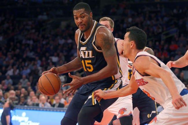 Jazz vs. Knicks - 3/10/15 NBA Pick, Odds, and Prediction