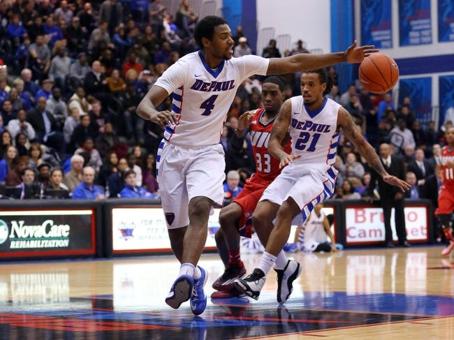 DePaul vs. Illinois State - 12/14/14 College Basketball Pick, Odds, and Prediction