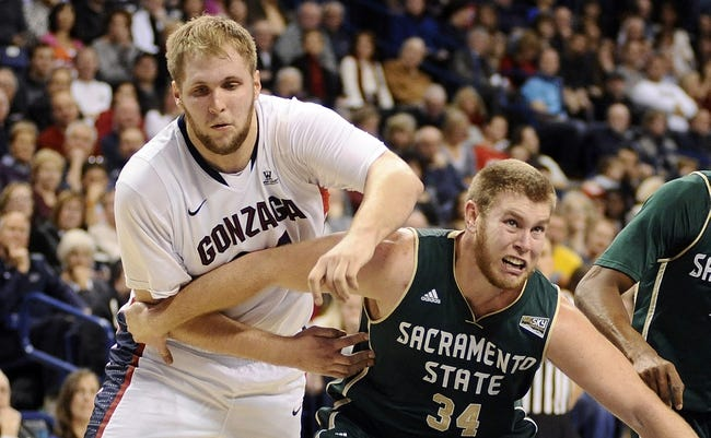 Sacramento State Hornets vs. Portland Pilots - 12/14/14 College Basketball Pick, Odds, and Prediction