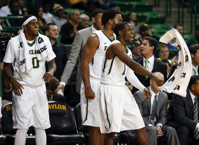 Baylor vs. Texas Southern - 12/1/14 College Basketball Pick, Odds, and Prediction