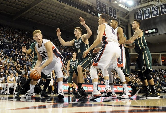 Sacramento State Hornets vs. Southern Utah Thunderbirds - 1/3/15 College Basketball Pick, Odds, and Prediction