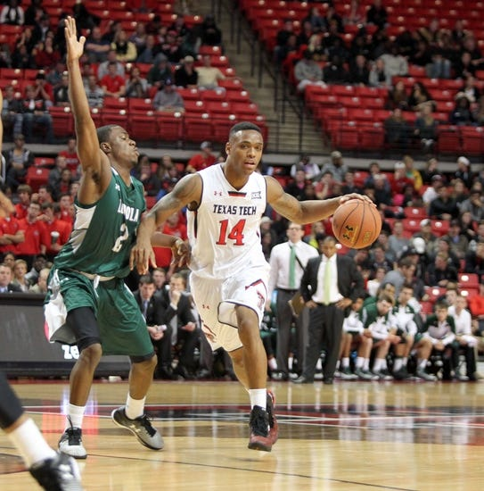 Texas Tech vs. Auburn - 12/3/14 College Basketball Pick, Odds, and Prediction