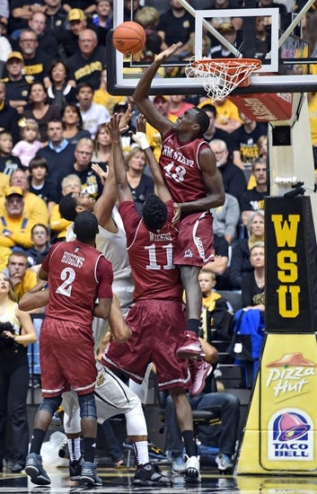 Wichita State Shockers vs. New Mexico State Aggies - 2/15/16 College Basketball Pick, Odds, and Prediction