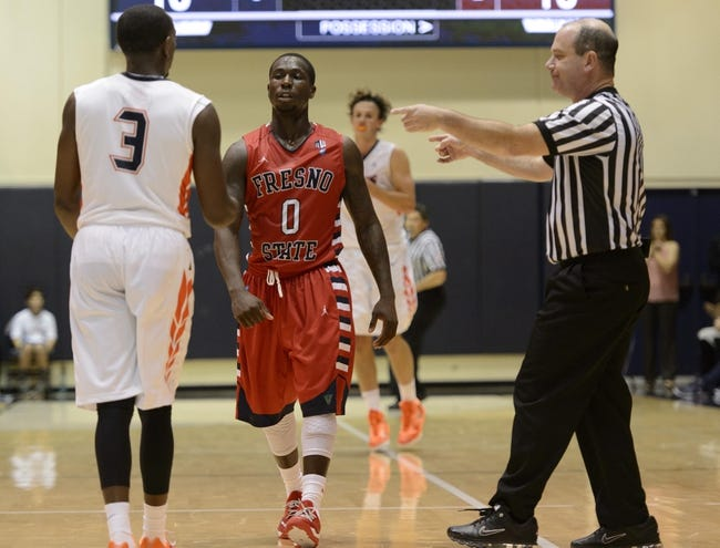 New Mexico Lobos vs. Fresno State Bulldogs - 12/31/14 College Basketball Pick, Odds, and Prediction