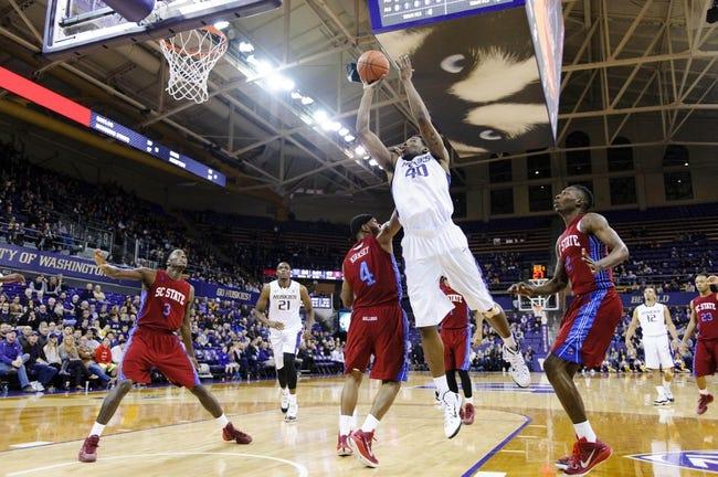 Washington vs. Pacific - 11/23/14 College Basketball Pick, Odds, and Prediction