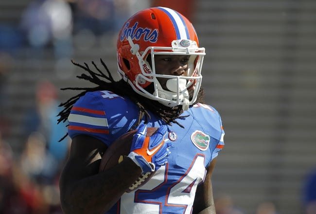 2015 NFL Draft Scouting Report: Matt Jones