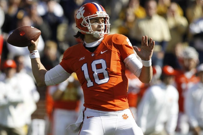 Clemson Tigers vs. Georgia State Panthers - 11/22/14 College Football Pick, Odds, and Prediction