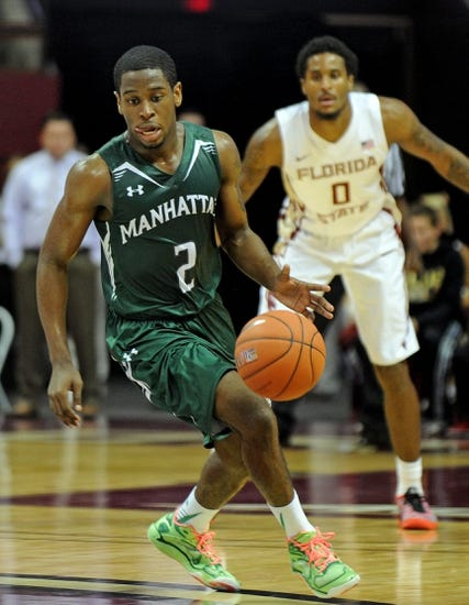Manhattan Jaspers vs. Marist Red Foxes - 12/7/14 College Basketball Pick, Odds, and Prediction