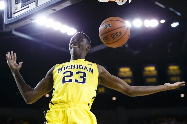 Michigan vs. Detroit - 11/20/14 College Basketball Pick, Odds, and Prediction