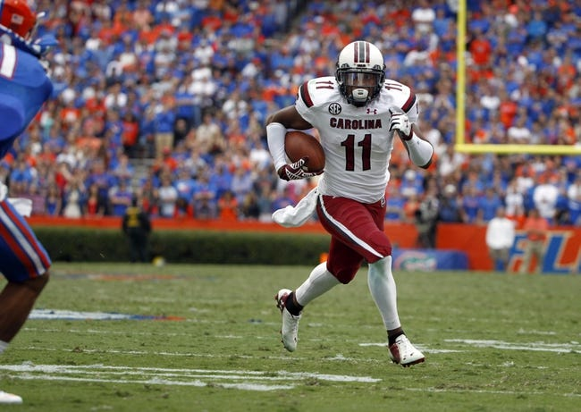 South Carolina vs. North Carolina - 9/3/15 College Football Pick, Odds, and Prediction