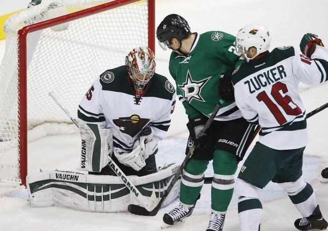 Dallas Stars vs. Minnesota Wild - 11/28/14 NHL Pick, Odds, and Prediction
