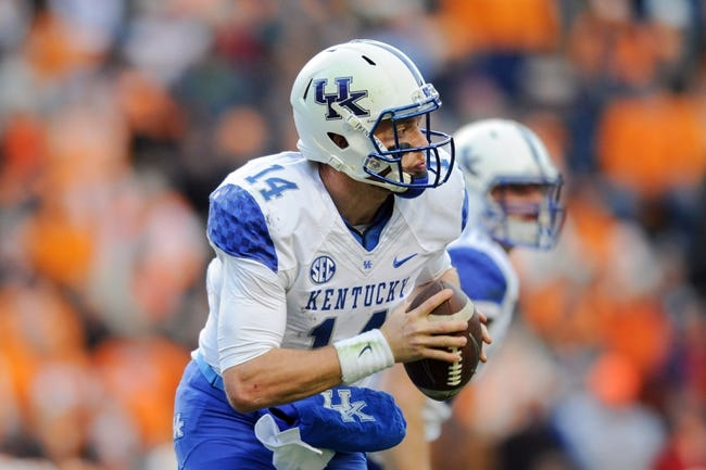 UL Lafayette Ragin' Cajuns vs. Kentucky Wildcats - 9/5/15 College Football Pick, Odds, and Prediction