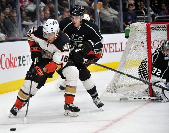 NHL | Anaheim Ducks (28-10-6) at Los Angeles Kings (20-14-10)