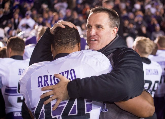 Purdue vs. Northwestern - 11/22/14 College Football Pick, Odds, and Prediction