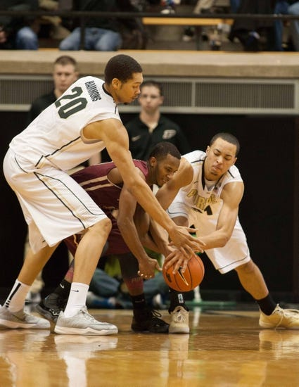 Purdue Boilermakers vs. IUPUI Jaguars - 12/7/15 College Basketball Pick, Odds, and Prediction
