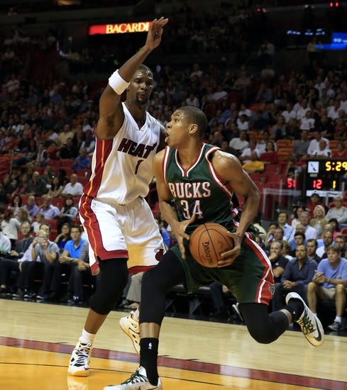 Milwaukee Bucks vs. Miami Heat - 12/5/14 NBA Pick, Odds, and Prediction