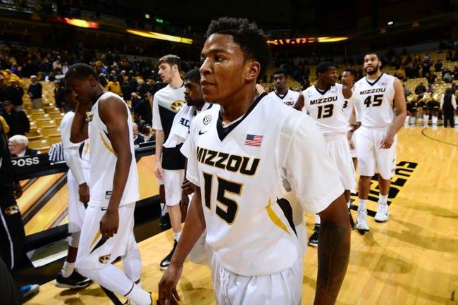 Missouri vs. Oral Roberts - 11/19/14 College Basketball Pick, Odds, and Prediction