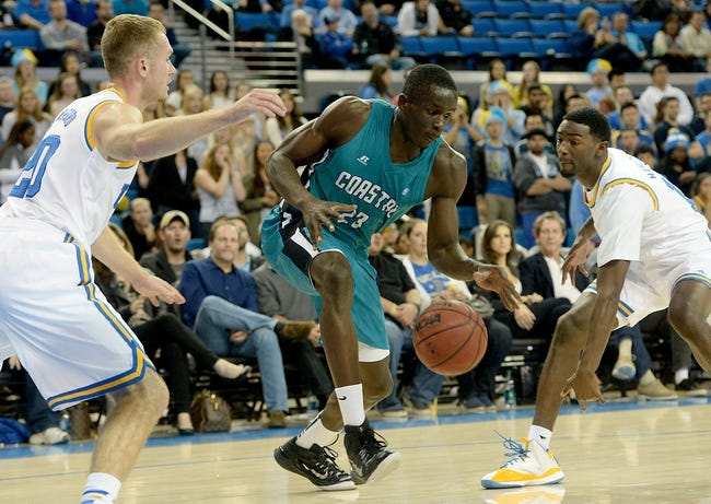 Mississippi Rebels vs. Coastal Carolina Chanticleers - 12/18/14 College Basketball Pick, Odds, and Prediction