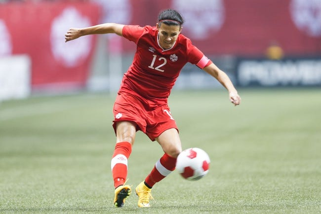 Soccer | Canada (0-0) vs. China (0-0)