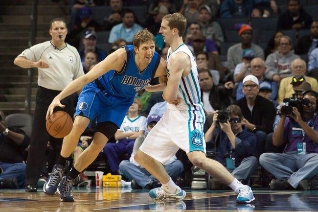 Mavericks vs. Hornets - 2/22/15 NBA Pick, Odds, and Prediction