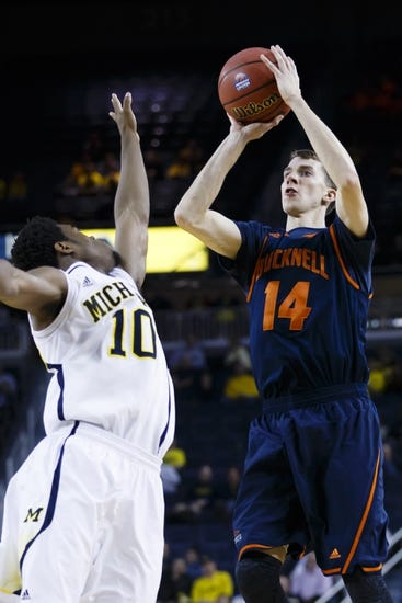 Bucknell vs. Wake Forest - 11/15/15 College Basketball Pick, Odds, and Prediction