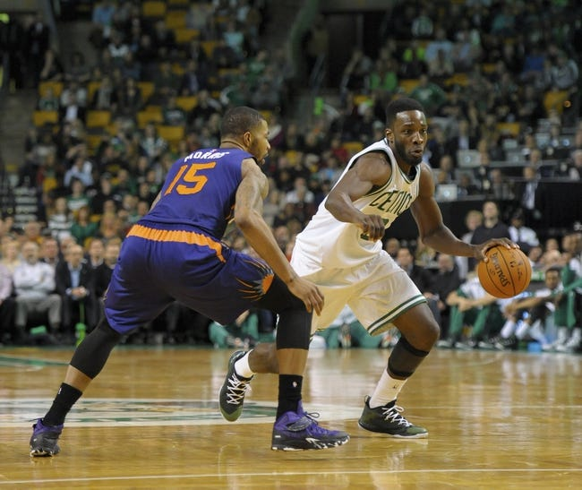 Phoenix Suns vs. Boston Celtics - 2/23/15 NBA Pick, Odds, and Prediction