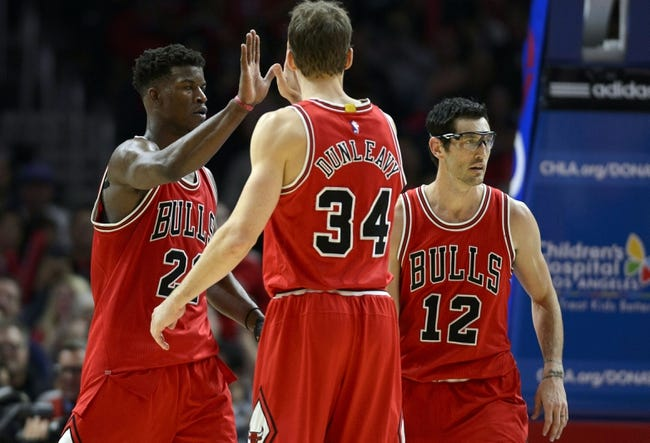 Chicago Bulls vs. Los Angeles Clippers - 3/1/15 NBA Pick, Odds, and Prediction