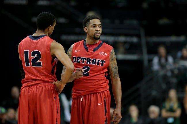 Detroit vs. Wichita State - 12/13/14 College Basketball Pick, Odds, and Prediction