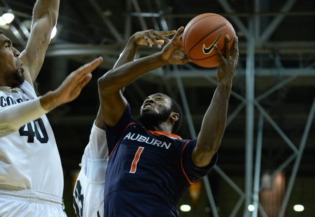 Auburn vs.UL-Lafayette - 11/21/14 College Basketball Pick, Odds, and Prediction
