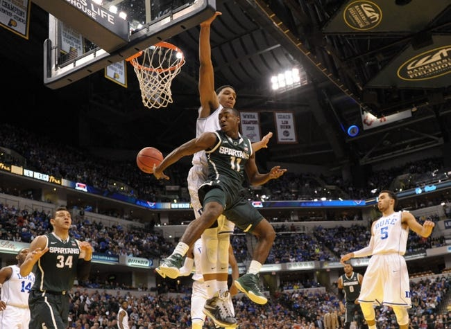 Michigan State vs. Duke - 4/4/15 Final Four Pick, Odds, and Prediction