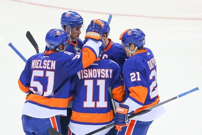 New York Islanders vs. Tampa Bay Lightning - 12/20/14 NHL Pick, Odds, and Prediction
